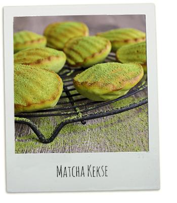 Rezept Matcha Kekse