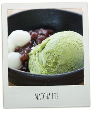 Rezept Matcha Eis