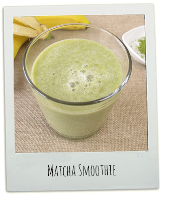 Rezept Matcha Smoothie