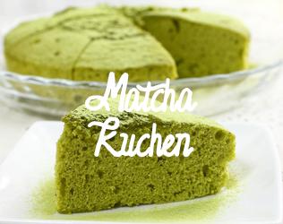Matcha Kuchen