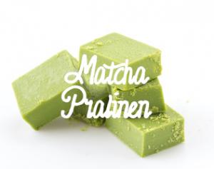 Matcha Pralinen