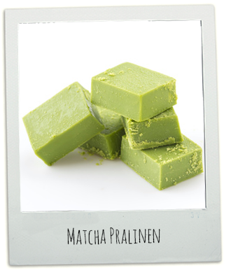 Rezept Matcha Pralinen
